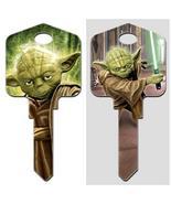Star Wars Key Blanks (Kwikset-KW, Yoda) - $9.79