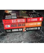 Les Standiford lot of 3 Suspense Paperbacks - $5.99