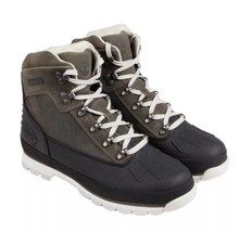 Timberland Men's Shell Toe Euro Hiker Hiking Boots A1AUJ Gray Military  ... - $2.048,41 MXN