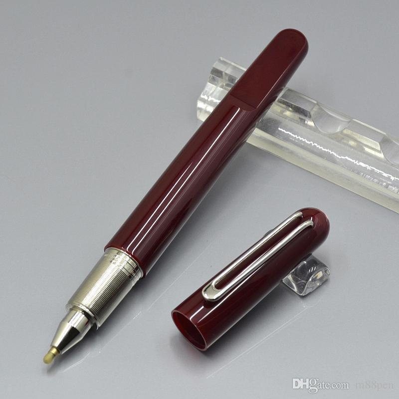 luxury mb 6 style resin Roller Ball Pen school office stationery fashion brand M