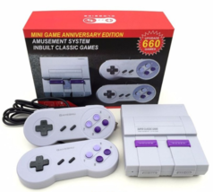 Game Console 660 Games Inside - $53.76