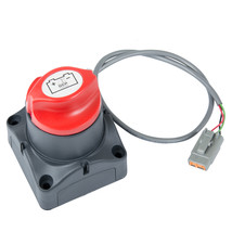 BEP Remote Operated Battery Switch - 275A Cont - Deutsch Plug [701-MD-D] - $183.51