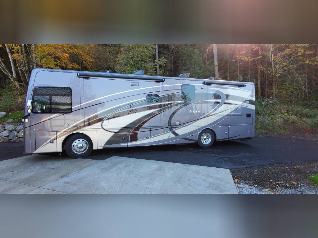 2018 THOR MOTOR COACH ARIA 3601 FOR SALE IN SHERWOOD, OR 97140