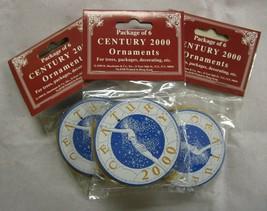 1999 Century 2000 Christmas Ornament Celestial Goddess B Shackman Lot of... - $9.75
