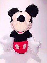 Mickey's Stuff for Kids Mattel Mickey Mouse Hand Puppet 90s - $14.00
