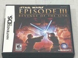 Star Wars Episode III Revenge of the Sith (Nintendo DS)                  A1 - $9.89