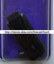 MITSUBISHI BELT CLIP for MITSUBISHI G300 Black Plastic REVOLVING DESIGN ... - $6.52