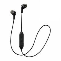 JVC HAFX9BT Gumy In-Ear Wireless Headphones - Black (EX-DISPLAY ITEM) - $17.17