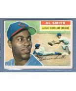 VINTAGE MLB 1956 TOPPS #105 AL SMITH (WB) VG-EX  - $14.75
