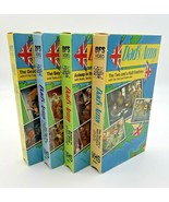 Dad's Army VHS Lot Of 4 The Two and a Half Feathers Deadly Attachment Asleep  - $14.20