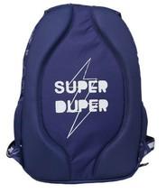 """Brand New Cat & Jack 18"""" Kids' Super Duper Navy Doodle Backpack - 52034708 image 2"""