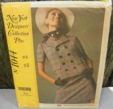 New York Designers' Collection Pattern Laird-Knox McCall 1044 Size 12 1968* - $15.00