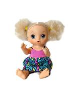 Hasbro Baby Alive Super Snacks Snackin Noodles Doll Blue Eyes Blonde Hai... - $12.86