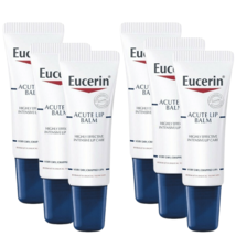 6 Eucerin Acute Lip Balm For Dry, Extremely Dry & Cracked or Irritated S... - $49.00