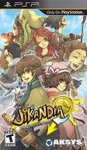 Jikandia: The Timeless Land - Sony PSP [video game] - $10.87