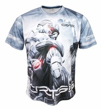 Crysis Crytek Game  Tee Print T-shirt - $24.75