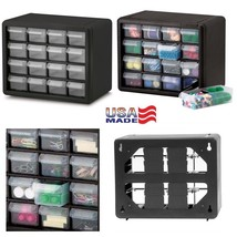 Garage organization storage diy project 16 drawer hardware craft cabinet usa new