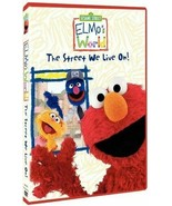 Elmo Street We Live on   (DVD) - $2.50