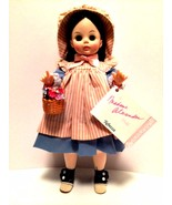 Madame Alexander Rebecca Doll 1586 in Box 14 inches Tall - $48.50