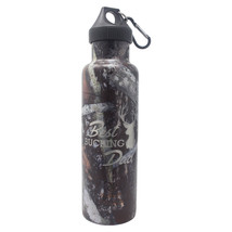 Best Bucking Dad - Laser Engraved 21 oz Camouflage Double Wall Insulated... - $22.46