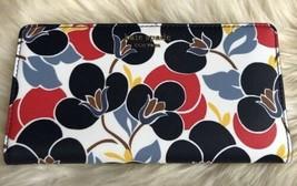 NWT Kate Spade Cameron Large Slim Bifold Leather Wallet - $39.99