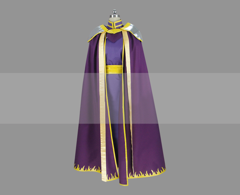 Fire emblem the sacred stones lyon cosplay costume for sale