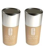 2 pc LOT CLINIQUE Foundation 19 Clove & 20 Sienna Even Better Evens & Co... - $20.44