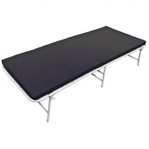 Instant Fold Up Bed Cot Portable Sleeping Travel Guest Foam Mattress Ste... - $174.28