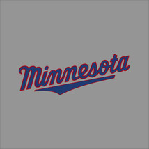Minnesota Twins #4 MLB Team Logo Vinyl Decal Sticker Car Window Wall Cornhole - $4.40+