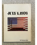 Special Edition, July 4, 1976 - 200th Anniversary of American Independence - $9.80