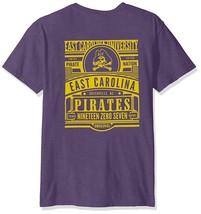 East Carolina Pirates NCAA Men's Color Comfort Limited Edition T-Shirt, Large, N - $12.16