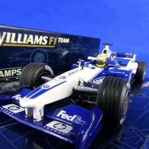 Williams BMW F12002 Late Model Ralf Schumacher 1:43 Minichamps - $78.96