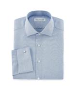 Michael Strahan Long Sleeve Wrinkle Free Stretch Dress Shirt Size 19, 20 New  - $21.99