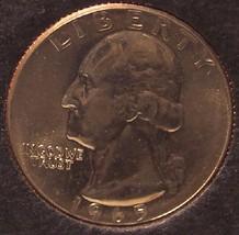 1965 Washington Quarter Gem BU #0761 - $7.20