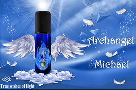 No209 Archangel Michael Oil. Protects, judgment, negative situations, uncrossing - $19.99