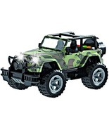 Think N Thrill Off-Road Military Fighter Jeep for Kids – Friction (Jeep) - $21.77
