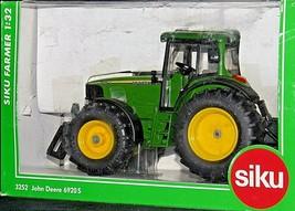John Deere 6920S Tractor  1/32 Scale (Siku ) AA20-2278 Vintage Collectible