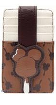 Disney Parks Mickey Icon Ears Ice Cream Credit Card Holder ID Slim Walle... - $12.19
