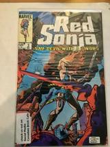 Marvel Comic Red Sonja #3 - $9.37