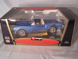 Lancia Aurelia B 24 Spider 1955 1:18 scale diecast Burago Bburago Special Coll. - $36.31