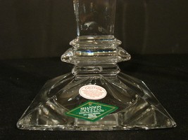 "Shannon Crystal 10"" Candle Stick Holders (Set of 2),  - $30.00"