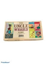 THE UNCLE WIGGILY GAME Parker Brothers Vintage Board 1967 Complete - $25.69