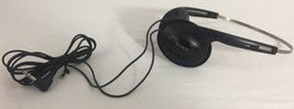 SONY MDR-013 Black Headphones - £7.53 GBP