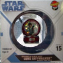 Star Wars Marbs Series 02 #15 LUKE SKYWALKER - $16.16