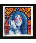 2014 49c Janis Joplin, Music Rock Icon, Imperforate Scott 4916a Mint F/V... - $2.50