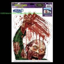 Bloody Horror-ZOMBIE BACKSEAT DRIVER CLING-Walking Dead Car Decal Window... - €3,30 EUR