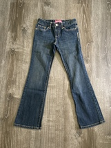Old Navy Boot Cut Jeans Size 8 reg Girls - $12.99