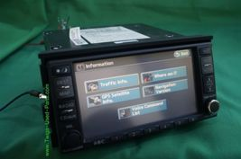 Nissan Altima GPS CD AUX NAVI Bose Stereo Radio Receiver Cd Player 25915-JA00B image 9