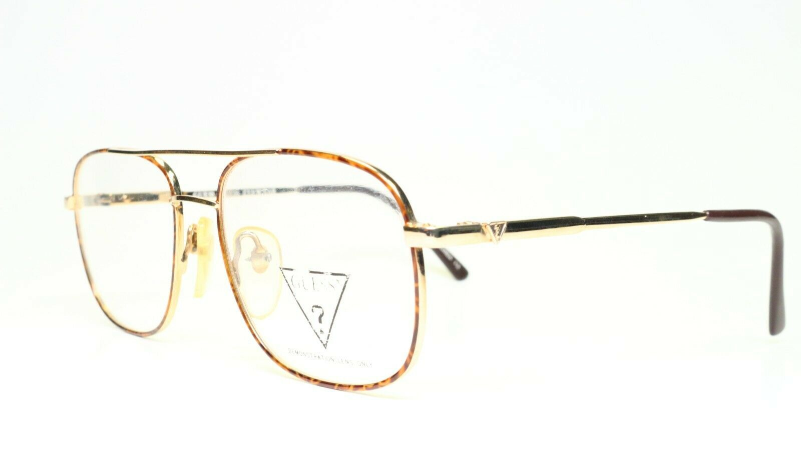 Primary image for NEW AUTHENTIC GUESS GU 277  DB HAVANA EYEGLASSES FRAME GU277 RX 50-15