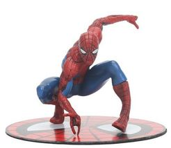PVC Action Figures Superhero - 12cm (SPIDERMAN) Marvel Toys OPP - $17.15
